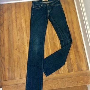 NWT Jbrand Cigarette Jeans